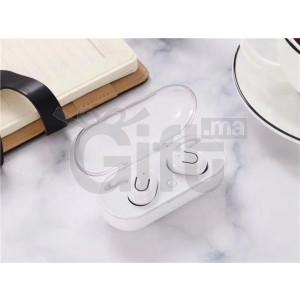 Écouteur sans fil + Boitier De Charge – Bluetooth 5.0 - T220BT