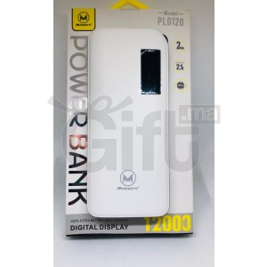 Mimacro POWER BANK 12000 mAh