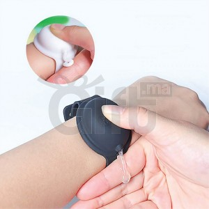 Bracelet distributeur de Gel hydroalcoolique