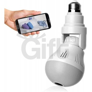 Caméra Ampoule de surveillance