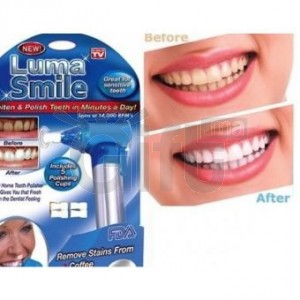 Blanchisseur de Dents - Luma Smile