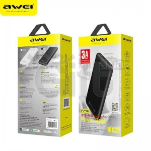 AWEI P29k Original 10000mAh Fast Charging Portable PowerBank
