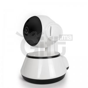 Caméra IP WiFi Sans Fil Intelligent - Sans Antenne - P2P