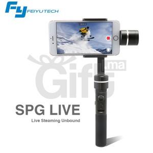 Perches Avec Stabilisateur Motorisé 3-axes pour Smartphone Et Caméra Sport - FeiyuTech SPG
