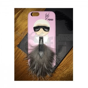 Coque Fendi IPhone 7 plus - Karl Lagerfeld
