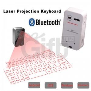 Laser Projection Clavier - Mini Projecteur Virtuel