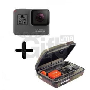 GoPro Hero 5 Black + 6 Accessoires Offerts ( Boitier )