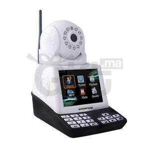Caméra Maison Réseau de Téléphone Portable H-PT30