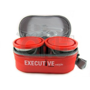 Lunch Box Milton Executive - Souple Isotherme Tiffin Box
