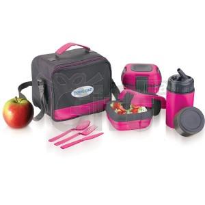 Pack Spécial Rentrée LunchBox + Bracelet distributeur gel désinfectant