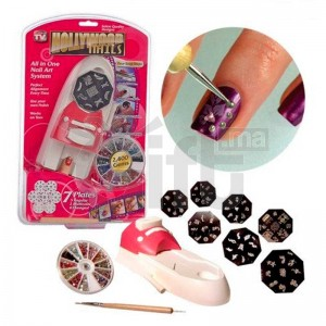 Nail Art System - Hollywood Nails Art Machine