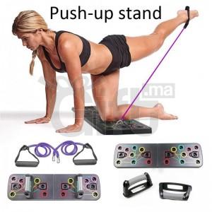 Push up soutien équipement de fitness masculin et féminin