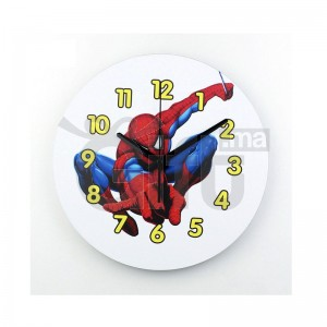 Horloge Murale - Spiderman