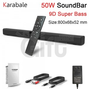 Sound Bar Micrphone Speaker