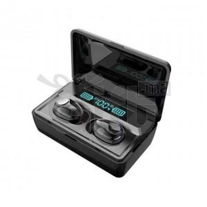 Wireless Tws Ecouteurs bluetooth sans fil- sidoc t8