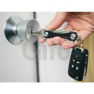 Porte-Clés style suisse - KeySmart