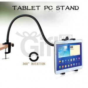Support iPad Tablette pour Bureau et Table - Ipega