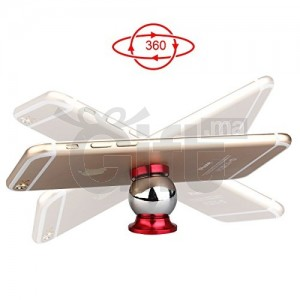Support Voiture Téléphone Magnétique 360°