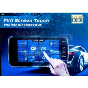 Full screen touch- Vehicle blackbox DVR