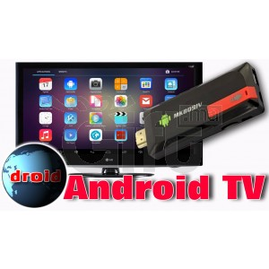 Clé USB Android Quad-Core MK809IV Mini PC Bluetooth Full HDMI 1080p