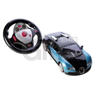 Voiture Télécommandée Top-Speed : 5.1 Sound Car
