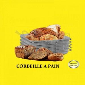 CORBEILLE A Pain En Inox