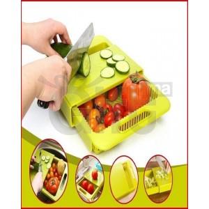 Découpeuse et Essoreuse De Fruits Et Légumes
