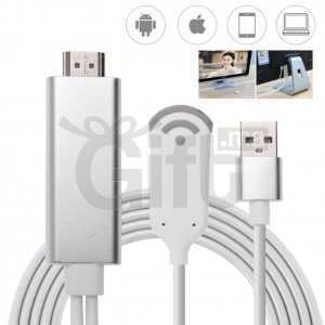 Dongle Mirascreen Wireless HDMI HD TV Adapter Cable for Andriod Samsung iPhone iPad