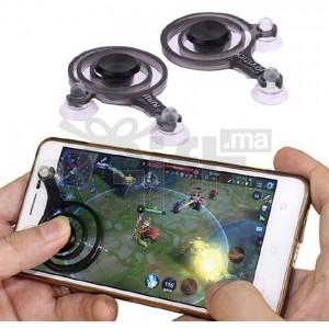 Doubles Joystick Mobile - Controleur Jeu Pour Smartphones & Tablettes