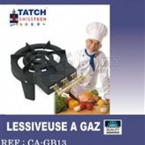 Lessiveuse A Gaz - Tatch SwissTech