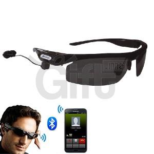 Lunettes Bluetooth Téléphone BT