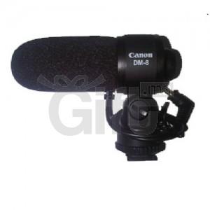 Microphone Stéréo Canon DM-8