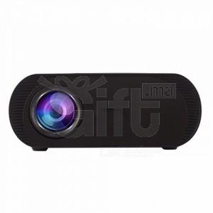 Mini Vidéoprojecteur Portable Multimédia - Home Cinéma Vidéo-Projecteur Numérique - P-368