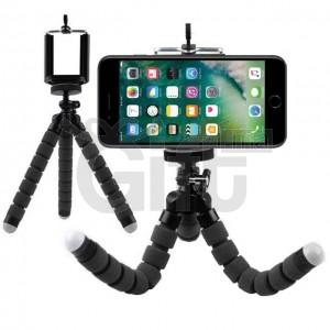 Mini Trépied-Souple Universel De Téléphone-Mobile