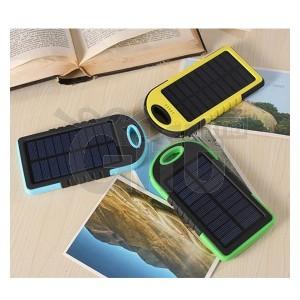 Batterie Solaire plus LED Lampe A8