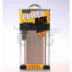 PowerBank Box - Remax 10000mah