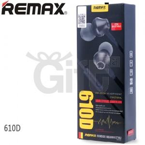 Remax 610D Universelle - Écouteurs Avec Micro
