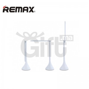 Lampe LED De Table avec 2600mAh Batterie Intégrée Rechargeable - Remax