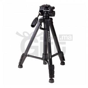 Trépied flexible professionnel pour appareil photo reflex numérique avec sac de transport - VCT-668
