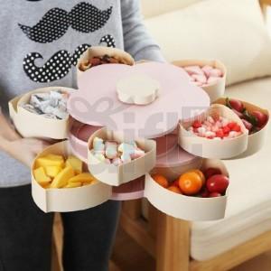 Snack Box - BoîTe à Bonbons Tournant