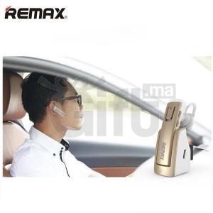 Écouteur de Voiture Bluetooth Sans Fil - Remax - RB-T6C
