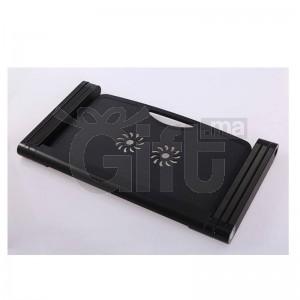 Table Pliante PC Portable Refroidisseur Avec Ventilateur