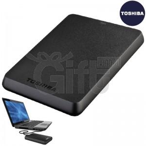 Toshiba - Disque Dur Externe de 2000 Go