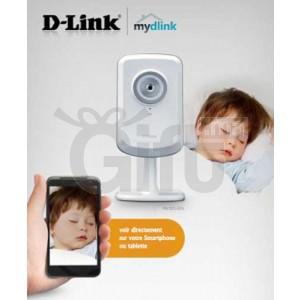 Dlink DCS-930L WiFi Cloud Camera