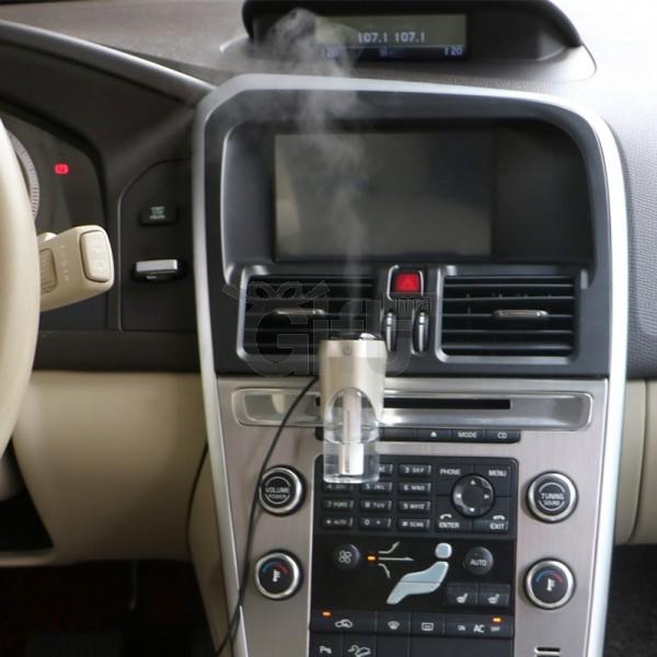 Voiture Air Humidificateur Diffuseur Huile Essentiel Aroma Mist Purificateur QC Chargeur USB voiture