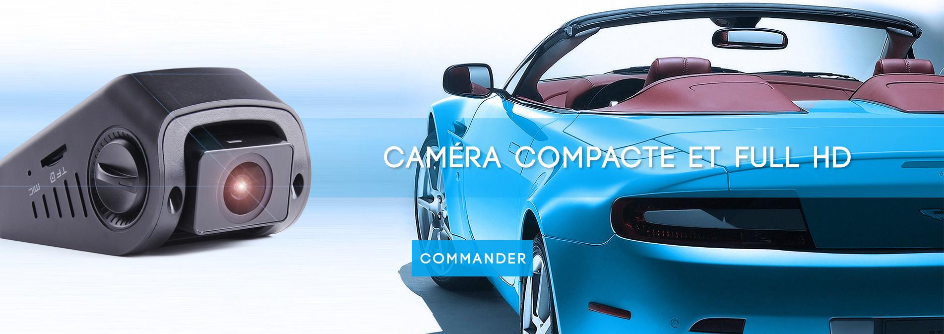 Camera voiture dashcam