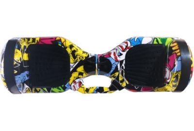 Hoverboard MOOVWAY M3 Graffiti