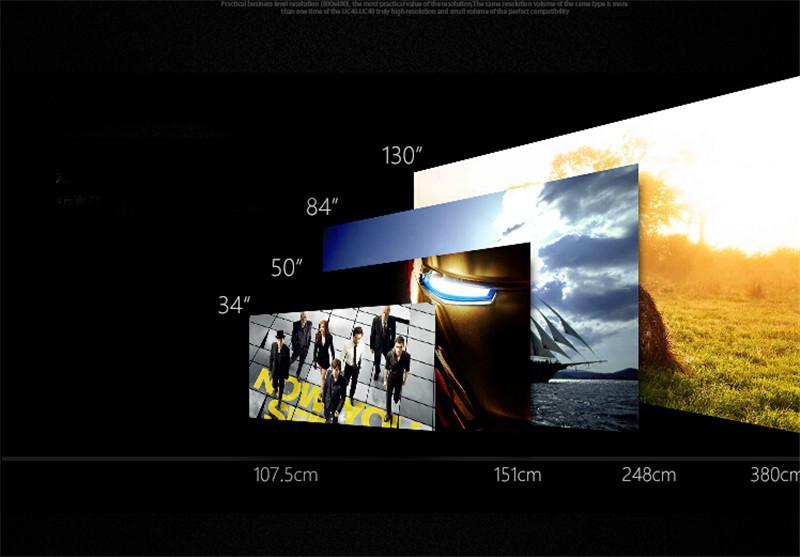 Video projecteur G46