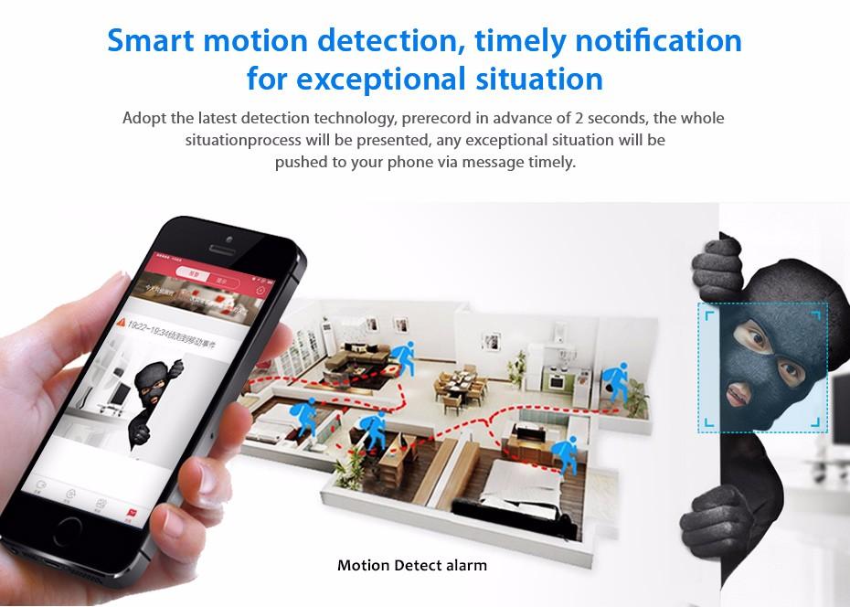 Caméra Breach Horizon 360 HD - Surveillance - Chez Gift.Ma Boutique des cadeaux aux meilleurs prix en ligne au Maroc