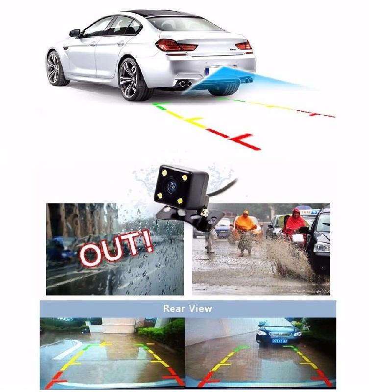 Dashcam - Caméra Voiture Rétroviseur Double Caméra 2x Avec FULL HD - Chez Gift.Ma Boutique des cadeaux aux meilleurs prix en ligne au Maroc